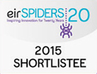 eir spiders award 2015