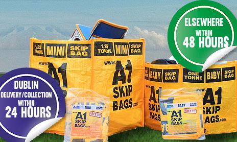 a1 skip bags
