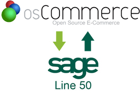Sage Line 50 osCommerce Integration