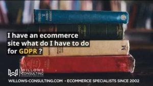 GDPR for E-commerce