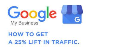 Google my business tip 25 lift