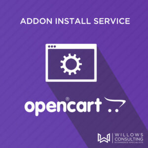 opencart install service