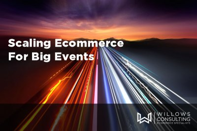 Scaling Ecommerce for Big Events